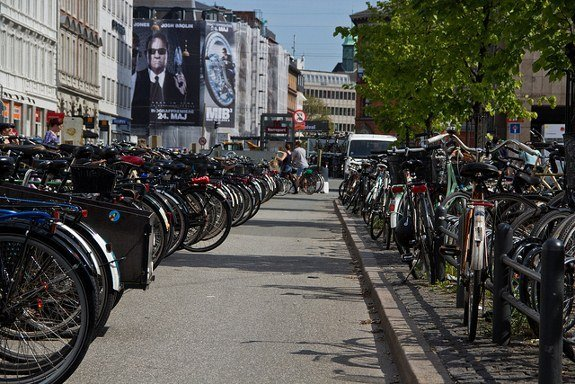 free things to do in Copenhagen bicycles Alex Berger