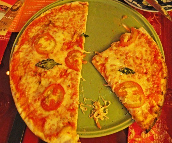 Pizza Siem Reap Cambodia