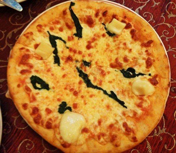 Pizza in Vietnam