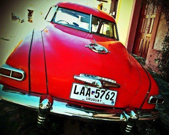 Vintage Studebaker Uruguay