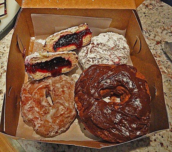 Best donuts frangellis Philadelphia