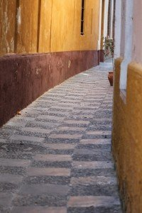 Seville Spain old quarter