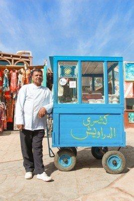 Street food egypt
