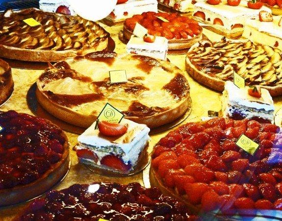Paris pastry another assortment
