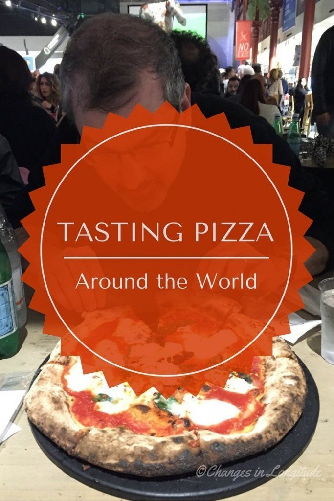Tasting pizza on six continents--which is the best?