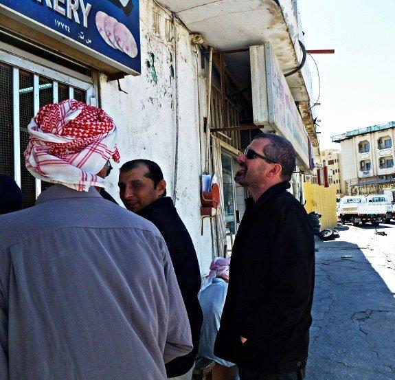 Travel stories bakery Doha