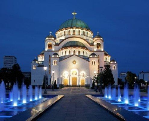 Belgrade Cathedral of Saint Sava