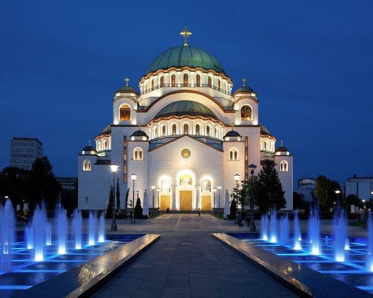 Cathedral Saint Sava Belgrade