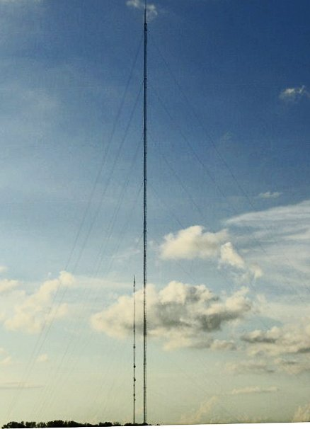 KVLY TV mast North dakota tallest structure in the world