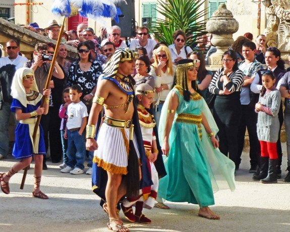 Malta good friday procession-Ramses Changes in Longitude