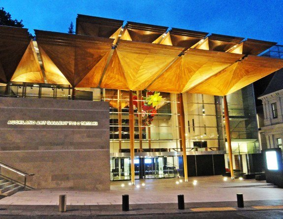 free things to do in auckland art gallery