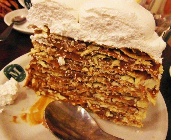 torta miloja cake