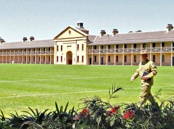 victoria barracks sydney
