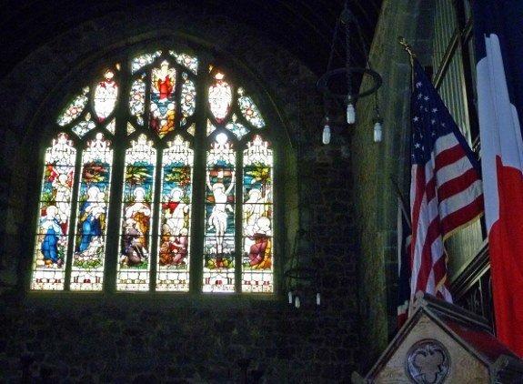 st michaels church dartmoor war of 1812