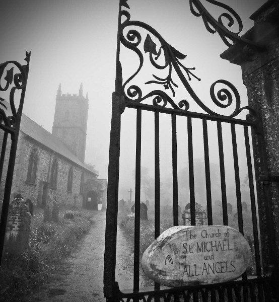 st michaels church dartmoor