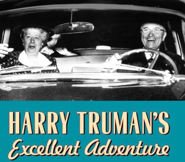 harry trumans excellent adventure book review