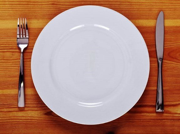 white plate locavore