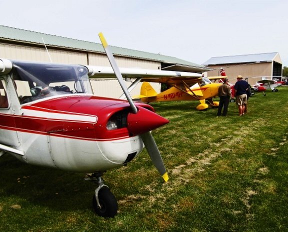 cooperstown westville fly-in pancake breakfast
