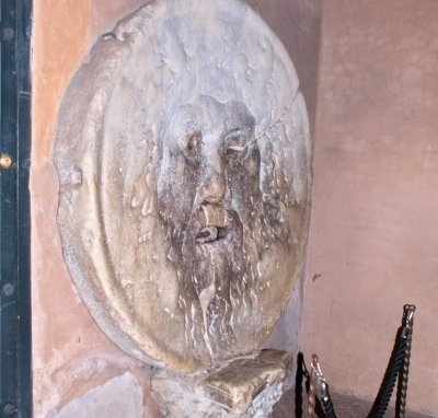 bocca della verita rome mouth of truth