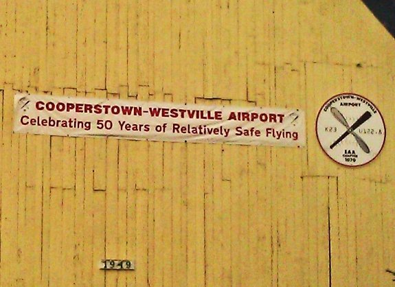 Cooperstown airport safety sign (575x418)