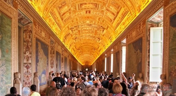 Vatican museum for free on sunday