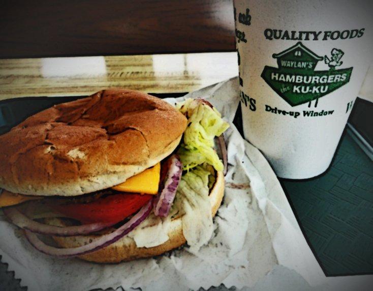 waylans ku ku burger route 66
