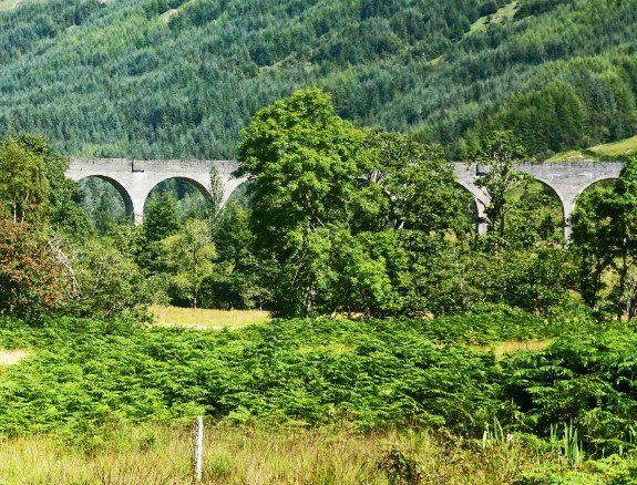 Harry Potter Glenfinnan viaduct