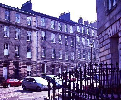 view of Scotland Street courtesy myweeklybooknet