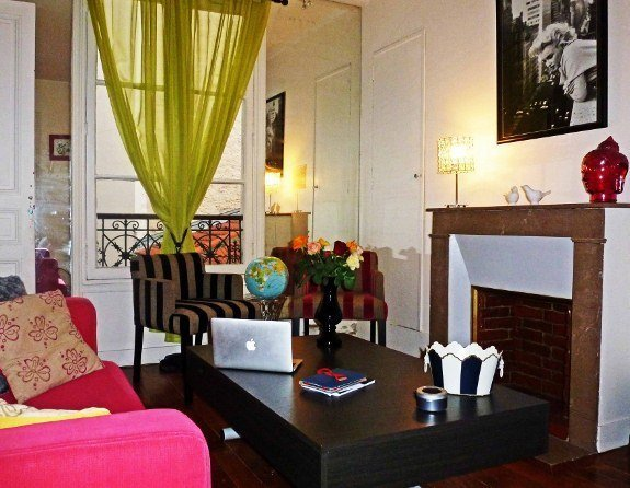 How to travel for a year Paris vacation apartment rental