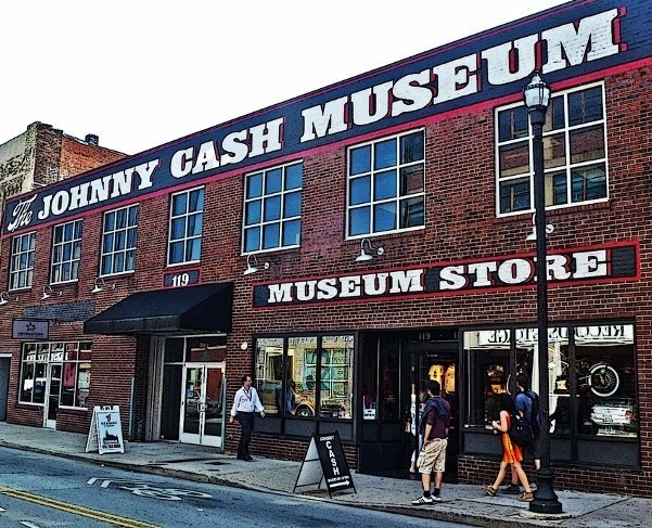 Image result for The Johnny Cash Museum