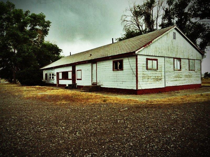 minidoka camp hunt relocation camp barracks