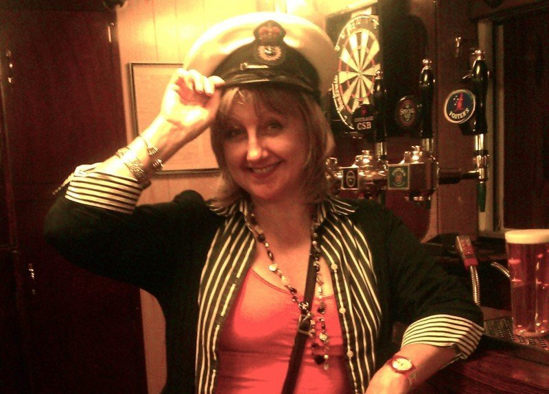 Royal Yacht Britannia-officer's club
