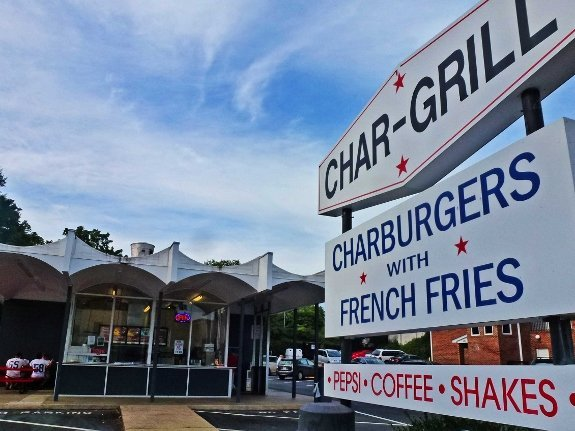 chargrilled burgers north carolina