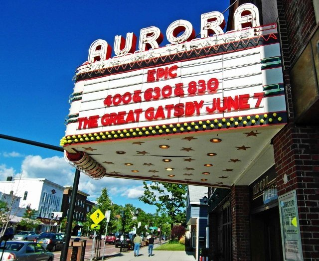buffalo NY aurora theater