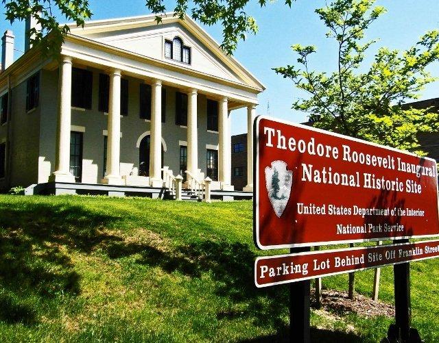 theodore roosevelt national historic site buffalo