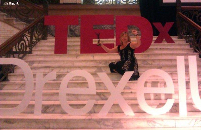 Larissa Milne TEDx DrexelU Philadelphia 2013
