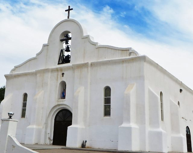 san elizario mission church