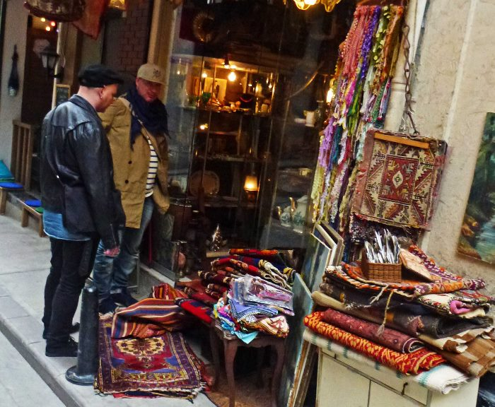istanbul rug store