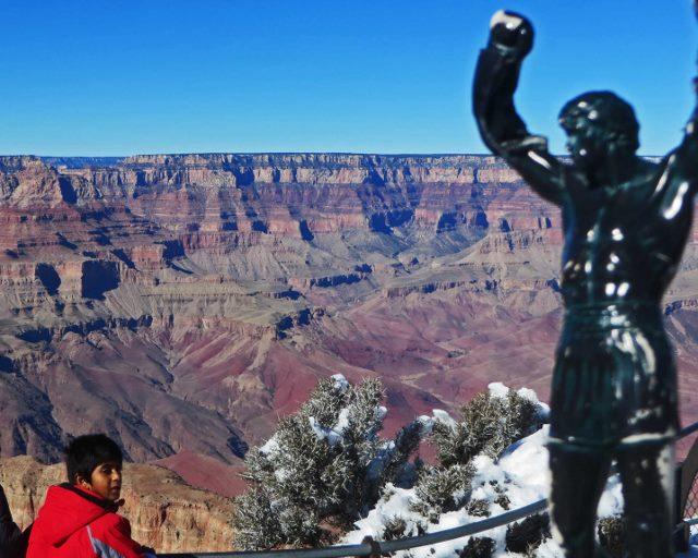 rocky grand canyon