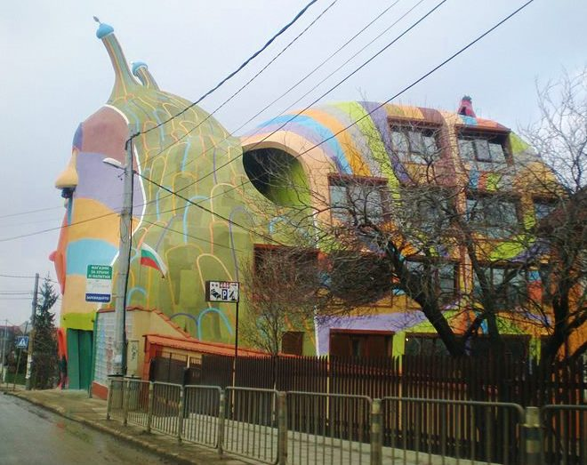 snail house bulgaria