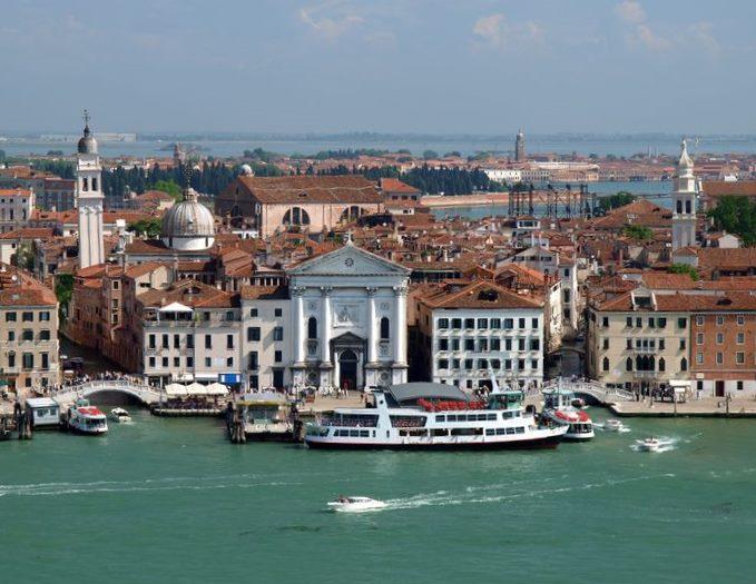 venice view from san giorgio maggiore