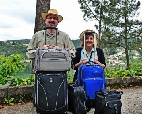 travel myths luggage