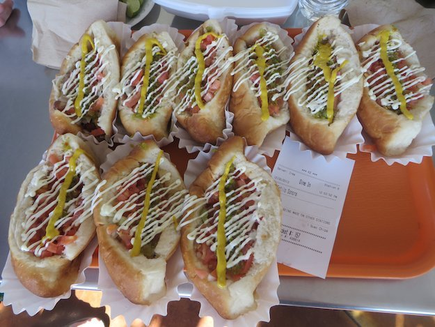 Post image for Local Flavor: Sonoran hot dogs in Tucson, Arizona