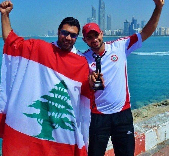 Rocky Mohammad Lebanon Abu Dhabi