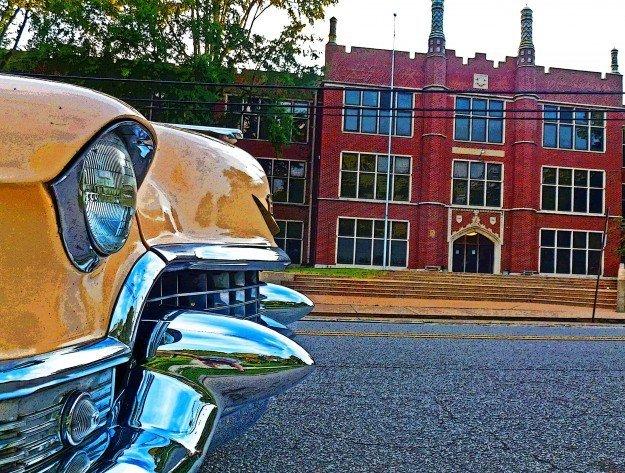 Ghost of Elvis in Memphis
