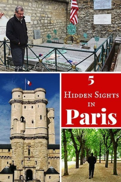 Five sights in Paris where you can avoid the crowds and still get a good dose of the city's history