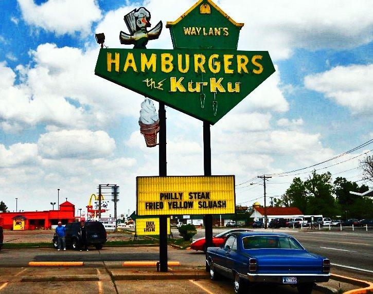 waylans hamburgers oklahoma