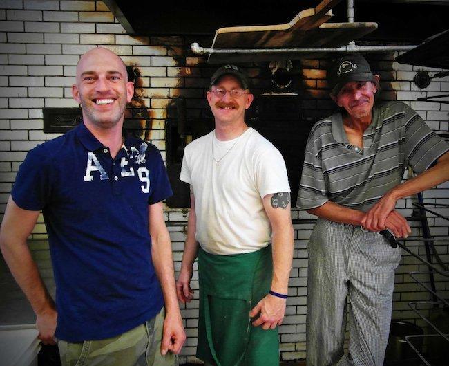 Bakers at Mazurek's Bakery