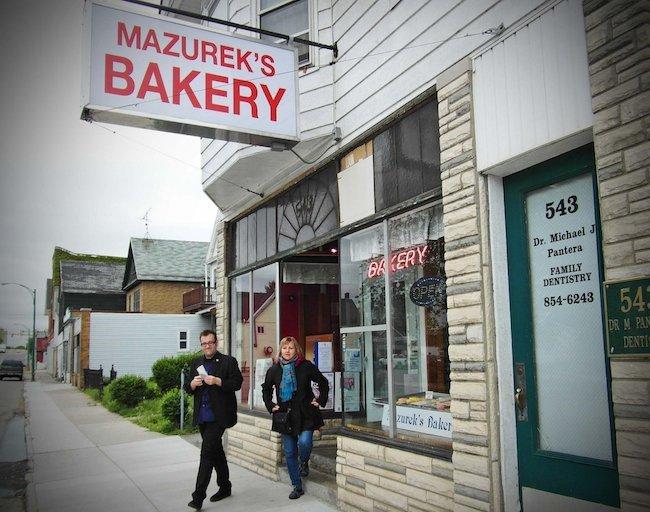 Storefront-Mazurek's Bakery in Buffalo