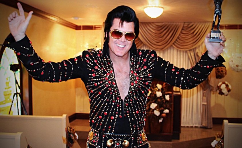Elvis Presley Las Vegas Graceland wedding chapel